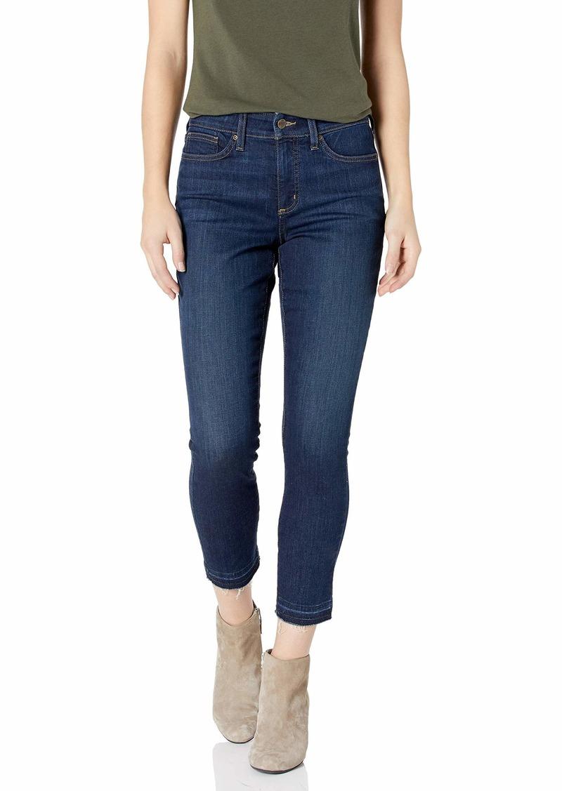 NYDJ Women's Alina Skinny Ankle Jeans with Hem