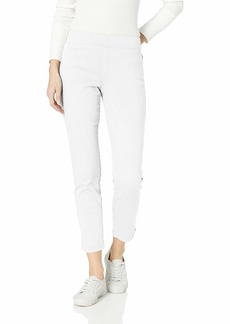 NYDJ Women's Alina Skinny Ankle Pull-On Jeans optic white