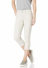 NYDJ Women's Petite Size Alina Skinny Capri Jeans  18P