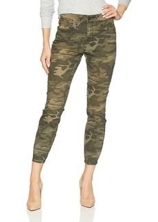 NYDJ Women's Ami Skinny Ankle Jean camo