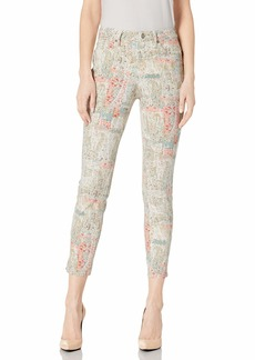 NYDJ Women's Ami Skinny Ankle Jeans with Side Seam Slits