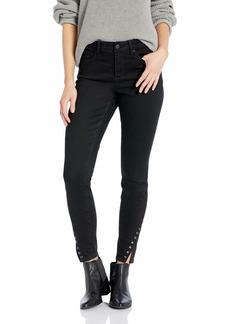 NYDJ Women's AMI Skinny Ankle with TWSTED Hem Grommet Jean
