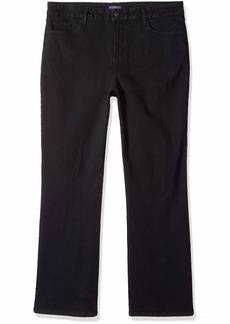 NYDJ Women's Barbara Bootcut Jeans Short