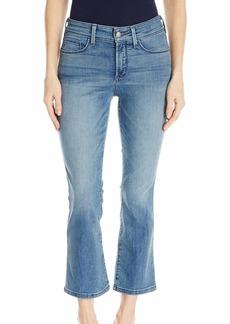 NYDJ Women's Billie Ankle Bootcut Jeans Clean PALOMA