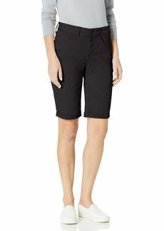 NYDJ Women's Briella Denim Shorts with ROLL Cuff