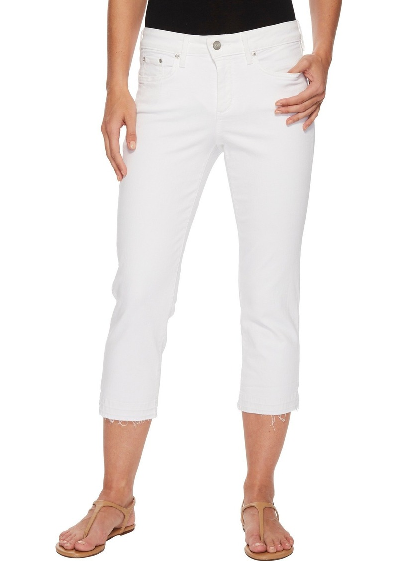 NYDJ Women's Capri with Released Hem