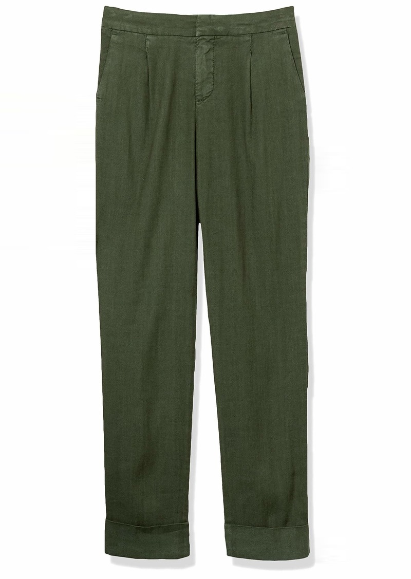 NYDJ Women's Everyday Pleated Ankle Trouser Pants