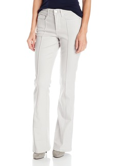 NYDJ Women's Farrah Flare Jeans in Spotless Reputation Denim Pearl Grey