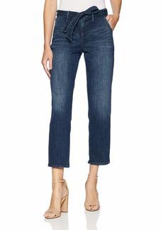 NYDJ Women's Jenna Ankle Jean with Trouser Detail