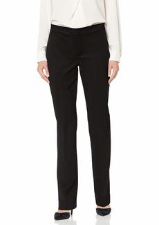 NYDJ Women's Ponte Trouser Pant black