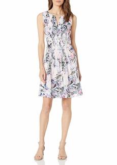 NYDJ Women's Lana Cotton Voile Dress