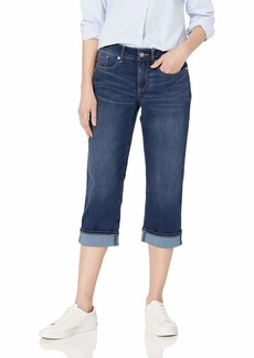 NYDJ Women's Marilyn Crop Cuff Jean junipero