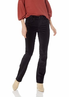NYDJ Women's Marilyn Straight Leg Jean in Velvet