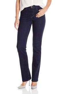 NYDJ Women's Marilyn Straight Leg Jeans in Sure Stretch Denim  8