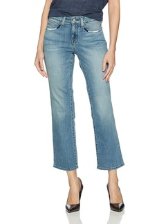 NYDJ Women's Marilyn Straight Leg Jeans pacific