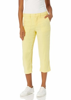 NYDJ Women's Misses Utility Pants in Stretch Linen