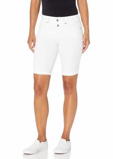 NYDJ Women's Petite Briella Denim Shorts with ROLL Cuff  0P