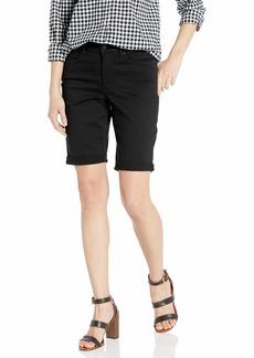 NYDJ Women's Petite Briella Roll Cuff Jean Short