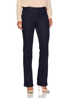 NYDJ Women's Petite Size Barbara Bootcut Jeans  4P