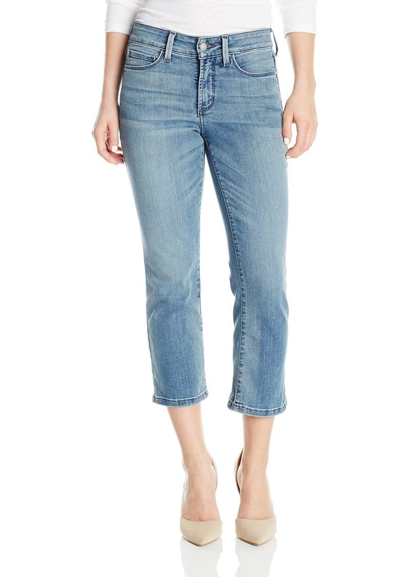 NYDJ Women's Petite Size Billie Ankle Bootcut Jeans  18P