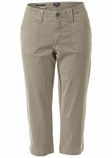 NYDJ Women's Petite Size Chino Twill Crop Pants  8P