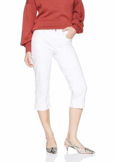NYDJ Women's Petite Size Marilyn Crop Cuff Jean  18P