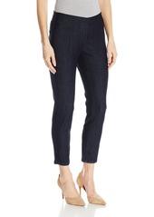NYDJ Women's Petite Size Millie Pull On Ankle Jeans in Premium Lightweight Denim  14P