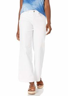NYDJ Women's Petite Wide Leg Trouser  12P