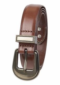 NYDJ Women's 100% Leather Casual Belt