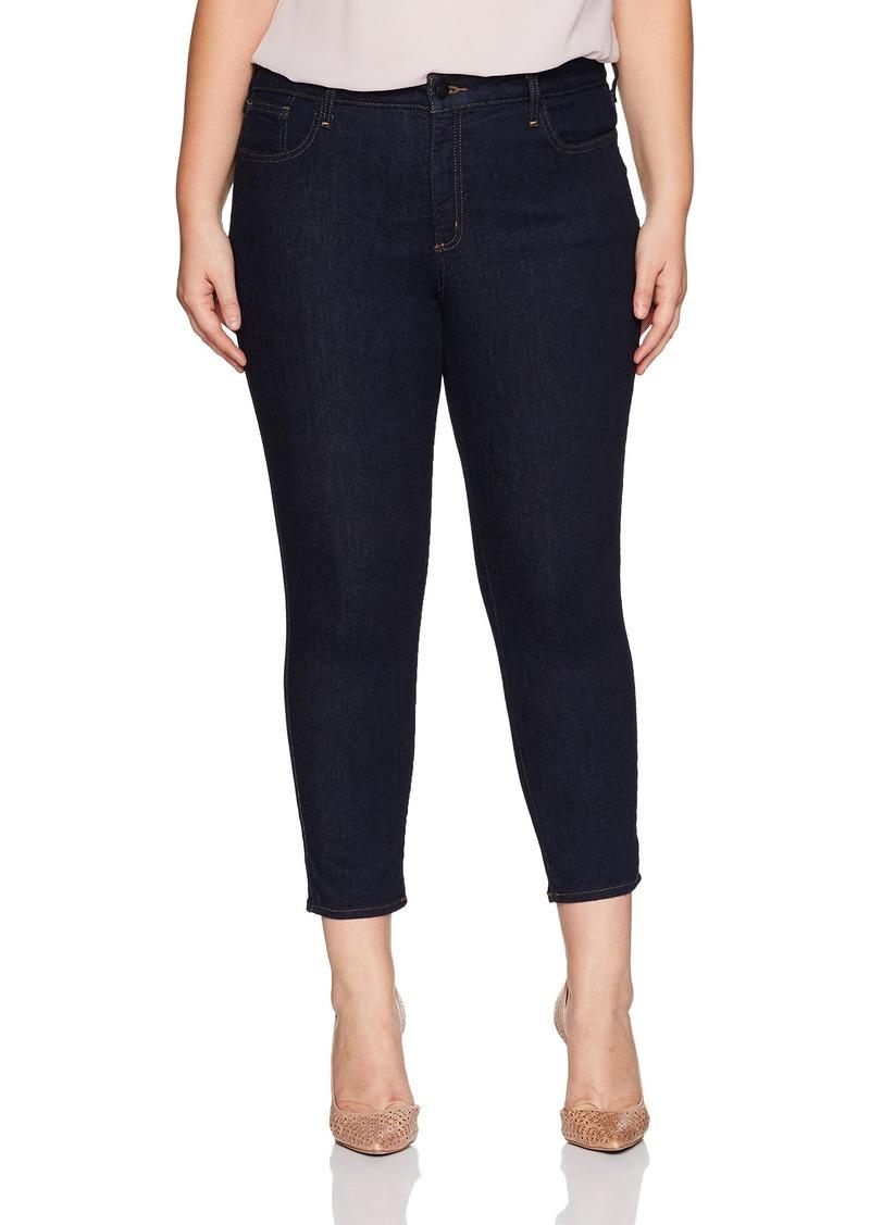 NYDJ Women's Plus Size Alina Ankle Jeans  W