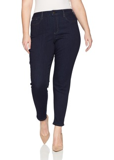 NYDJ Women's Plus Size AMI Skinny Legging in Sure Stretch Denim