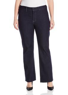 NYDJ Women's Plus-Size Isabella Trouser Jeans  18W