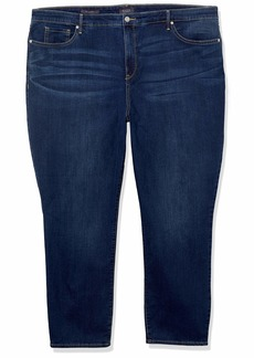 NYDJ Women's Plus Size Skinny Ankle Jeans  W