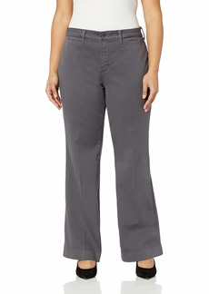 NYDJ Women's Plus Size Teresa Trouser