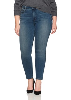 NYDJ Women's Plus Size Uplift Alina Legging in Future FIT Denim  W