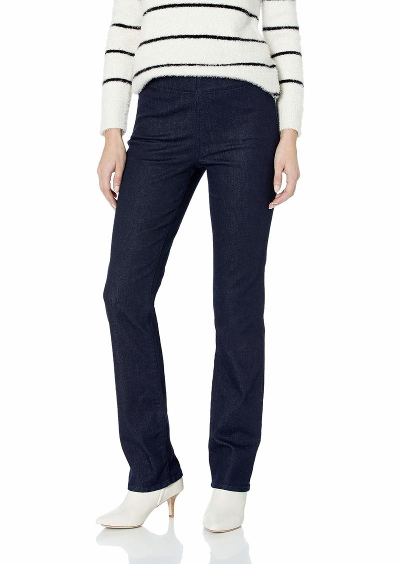 NYDJ Women's Pull ON Marilyn Straight Leg Jeans