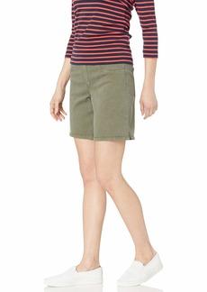 NYDJ Women's Pull Side Slit Shorts