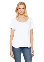 NYDJ Women's Scoop Neck Jersey T-Shirt