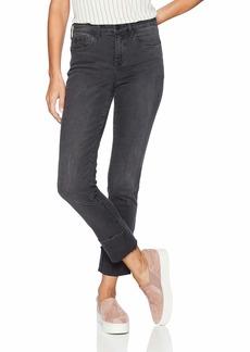 NYDJ Women's Sheri Slim Ankle with Wide Cuff