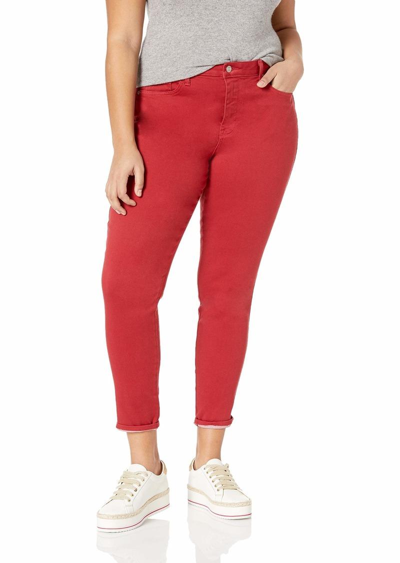 NYDJ Women's Size Plus AMI Skinny Legging Jean