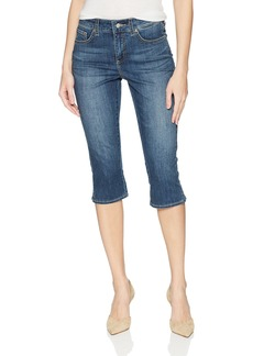 NYDJ Women's Skinny Capri in Cool Embrace Denim ZIMBALI