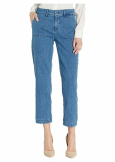 NYDJ Women's Straight Ankle Chino