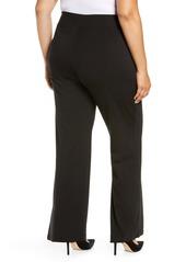 NYDJ Women's Straight Leg Ponte Pants (Plus Size)