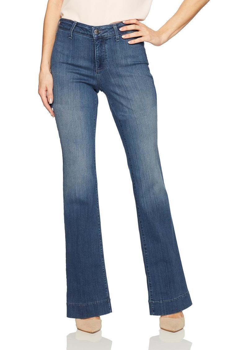 NYDJ Women's Teresa Trouser Jeans in Sure Stretch Denim