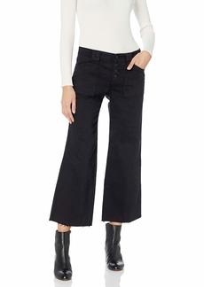 NYDJ Women's Teresa Wide Leg Ankle Jeans