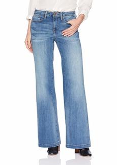 NYDJ Women's Wide Leg Trouser Hem