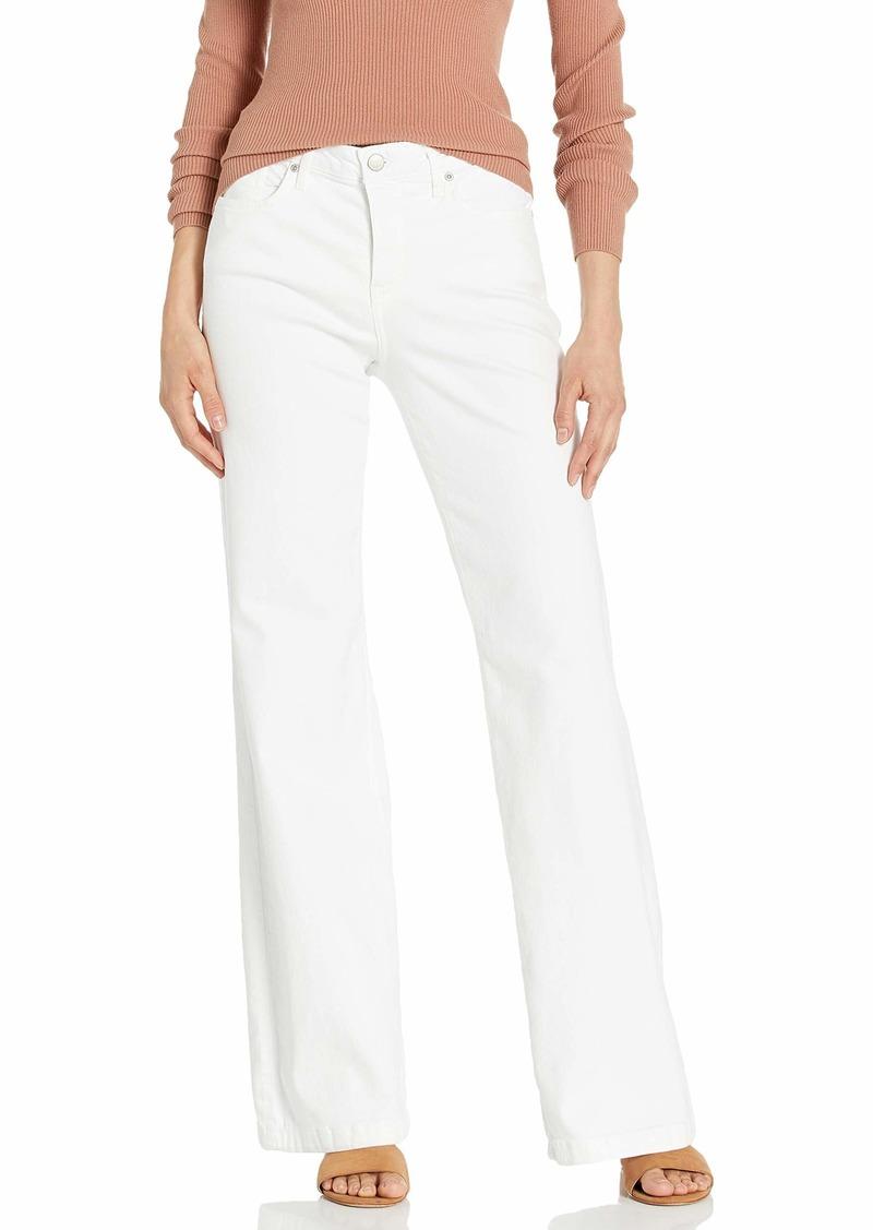 NYDJ Women's Wide Leg Trouser with Clean Hem