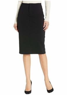 NYDJ Pencil Skirt in Black