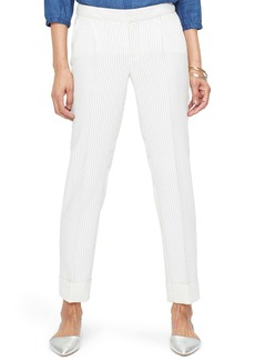 NYDJ Pleat Ankle Trousers