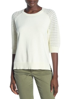 NYDJ Pointelle Sweater